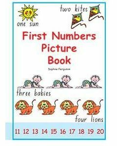 First Numbers Picture Book