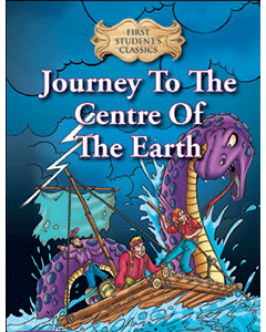 First Student Classics: Journey to the Centre of the Earth