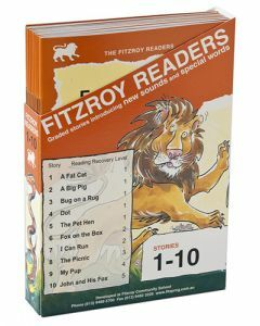 Fitzroy Phonic Readers - Box 1-10