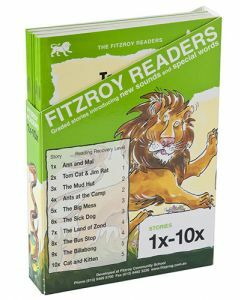 Fitzroy Phonic Readers - Box 1X-10X
