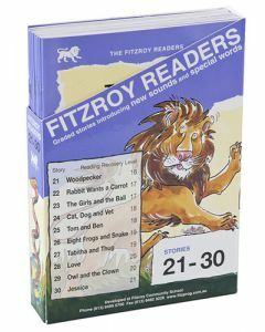 Fitzroy Phonic Readers - Box 21-30