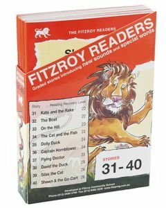 Fitzroy Phonic Readers - Box 31-40