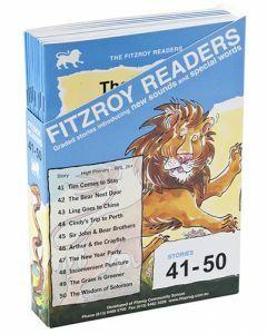 Fitzroy Phonic Readers - Box 41-50