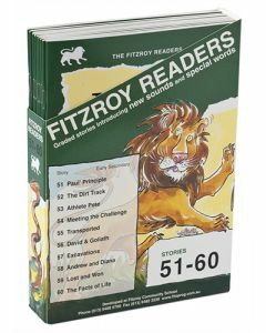 Fitzroy Phonic Readers - Box 51-60