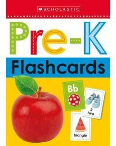 Pre-K Flashcards (Ages 3-5)