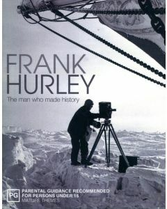 Frank Hurley DVD