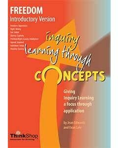 Freedom Introductory Version (Yrs 1-5) - Inquiry Learning Through Concepts