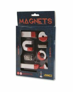 8 Piece Magnet Set (Ages 6+)
