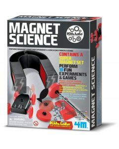 Magnet Science (Ages 8+)