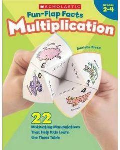 Fun-Flap Facts Multiplication Grades 2-4