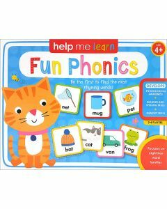 Fun Phonics (Ages 4+)