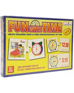 Fun with Time (Ages 5+)
