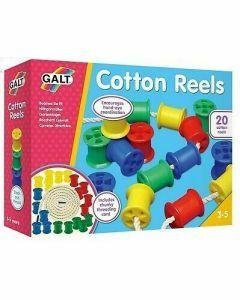 Cotton Reels (Ages 3-5)