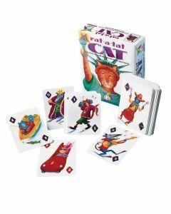 Rat a Tat Cat Card Game (Ages 6+)