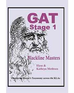 GAT  Stage 1 Blackline Masters