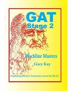 GAT Stage 2 Blackline Masters