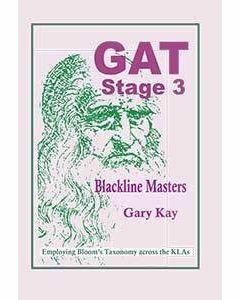GAT Stage 3 Blackline Masters