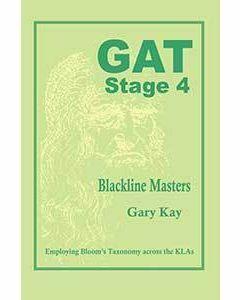 GAT Stage 4 Blackline Masters