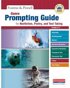 Genre Prompting Guide for Non-Fiction Poetry and Test Taking