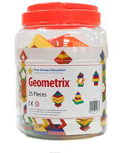 Geometrix 25 pieces (Ages 4+)