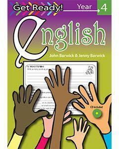 Get Ready! English Year 4 + CD
