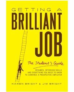 Getting A Brilliant Job  Student Guide