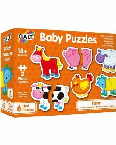 Baby Puzzles: Farm (18 months +)
