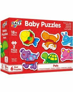 Baby Puzzles: Pets (18 months +)