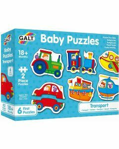 Baby Puzzles: Transport (18 months+)