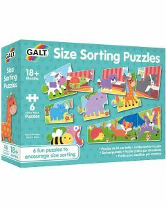 Size Sorting Puzzles (18 months+)