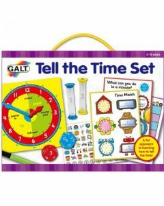 Tell the Time Set (Ages 5-10)