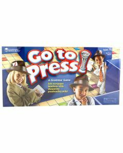 Go To Press! (Ages 7+)
