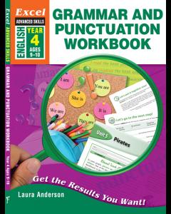 Excel Advanced Skills Grammar and Punctuation Workbook Year 4