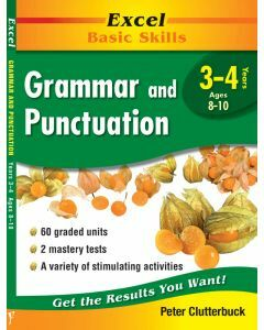 Excel Grammar and Punctuation Years 3-4