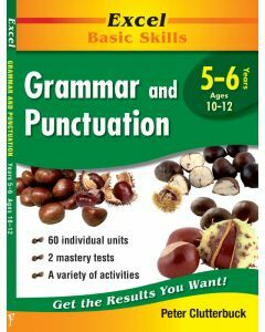 Excel Grammar and Punctuation Years 5-6