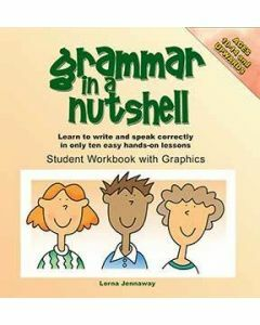 Grammar in A Nutshell Student Workbook with Graphics (Full Colour)