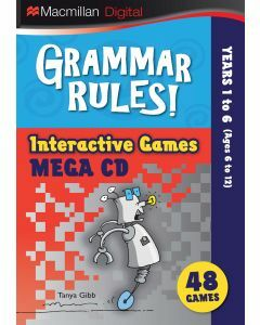 Grammar Rules! Interactive Games Mega CD (Available to order)