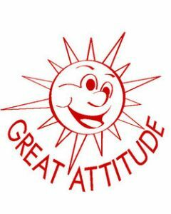 Great Attitude - Sun