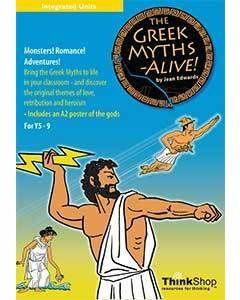 The Greek Myths Alive!