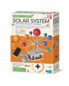 Green Science Solar System Motorised Planetarium (Ages 5+)