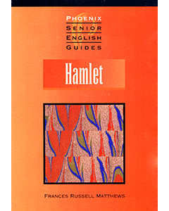 Hamlet Phoenix Senior English Guide