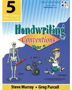 Handwriting Conventions 5 (NSW Foundation Handwriting Style)