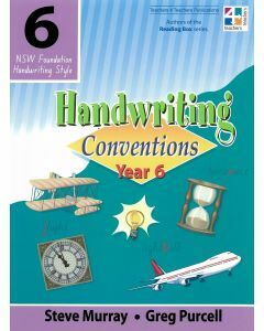 Handwriting Conventions 6 (NSW Foundation Handwriting Style)
