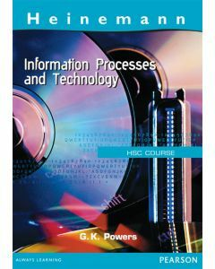 Heinemann Information Processes and Technology HSC Text plus CD
