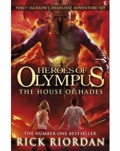 Heroes of Olympus #4: The House of Hades