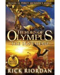 Heroes of Olympus #1: The Lost Hero