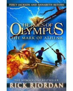 Heroes of Olympus #3: The Mark of Athena
