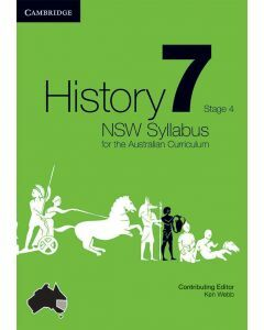 History: NSW Syllabus for the Australian Curriculum Year 7 Text (Print & Digital) + Workbook Bundle