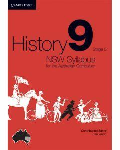History: NSW Syllabus for the Australian Curriculum Year 9 Print & Digital