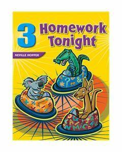 Homework Tonight 3 Revised Edition